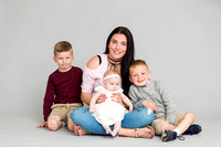 Family Portraits - Studio Photography - Newcastle under Lyme.-11