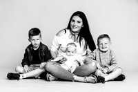 Family Portraits - Studio Photography - Newcastle under Lyme.-9