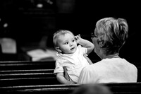 Christening Photography - St Margarets - Granvilles Stone. -12