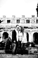 Heather & Paul - Engagement Photography - Trentham Gardens0002