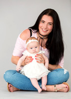 Family Portraits - Studio Photography - Newcastle under Lyme.-20