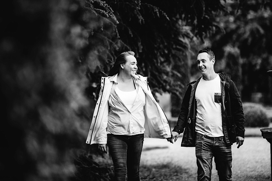 Heather & Paul - Engagement Photography - Trentham Gardens0007