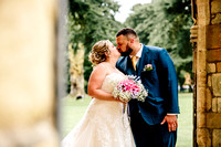 Kate & Marcus - Pershore Abbey Wedding
